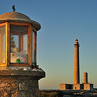 The Gatteville lighthouse at the Pointe de Barfleur, Normandy, France <BR><BR>More images at www.arterra.be</P>